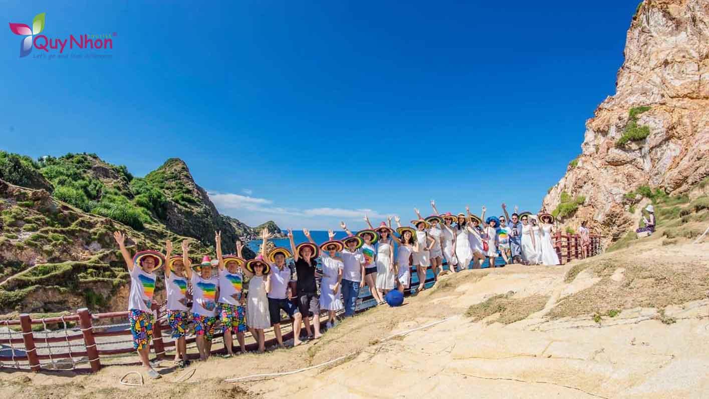 Tour kỳ co eo gió 1 ngày Quy Nhơn Tourist