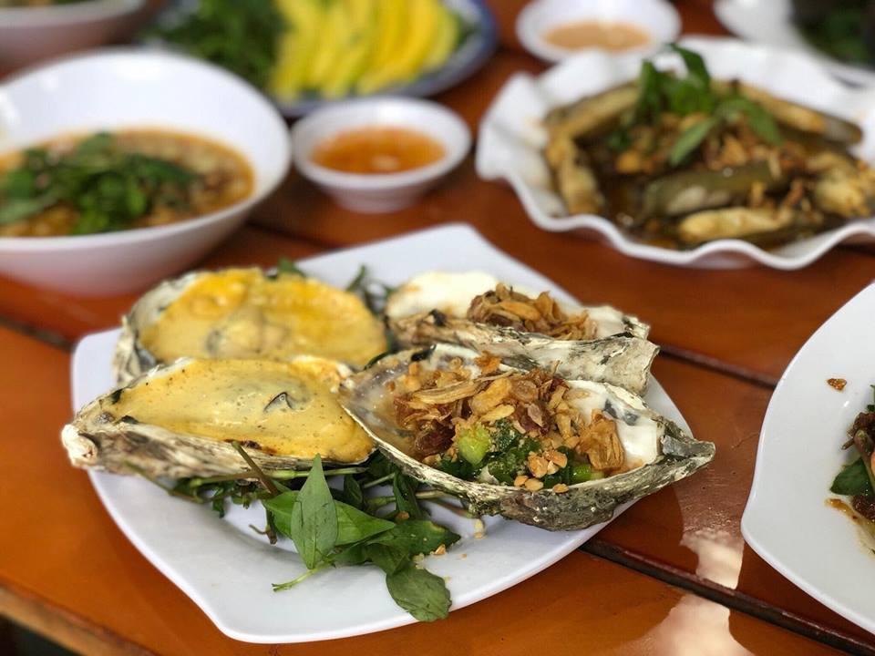 hải sản đường xuân diệu quy nhơn
