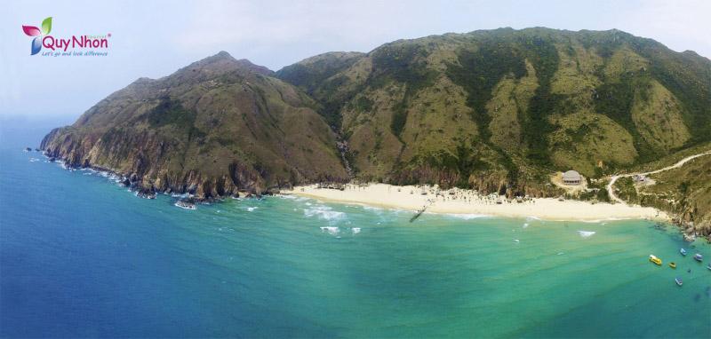 Bãi biển Kỳ Co Quy Nhơn