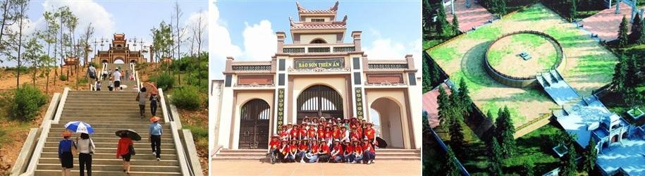 đàn tế trời đất Bình Định