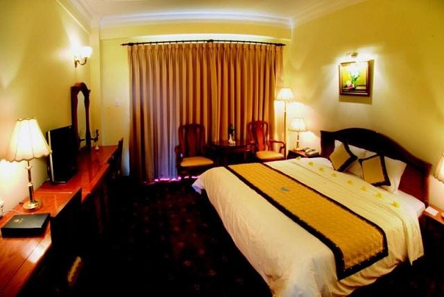 Phòng cao cấp Khách sạn Hải Âu Quy Nhơn