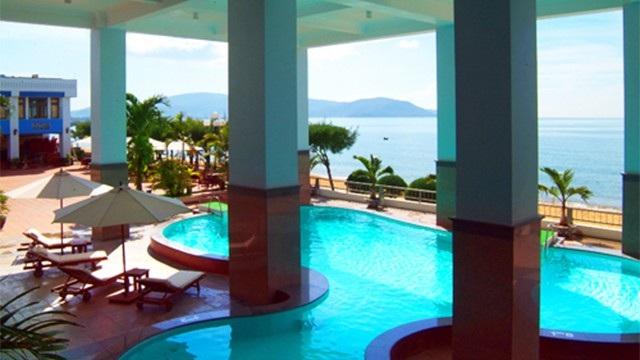Hồ bơi Khách sạn Hải Âu Quy Nhơn