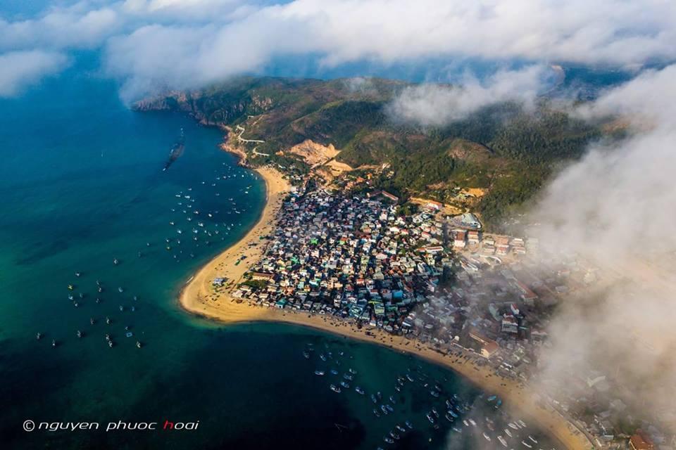 làng chài nhơn hải