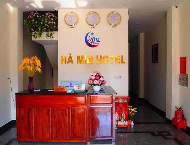 Khách sạn Hà Min Quy Nhơn