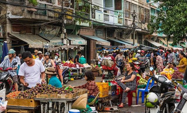 chợ thành phố quy nhơn