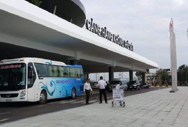 xe buýt hàng không phù cát