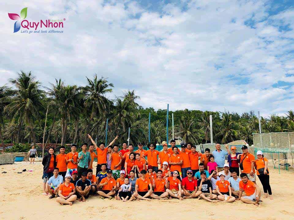 team building cù lao xanh
