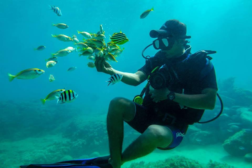boi snorkeling tai ky co quy nhon