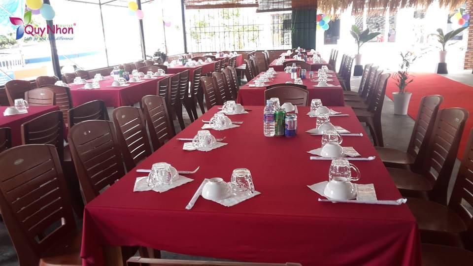 Nhà hàng du lịch Kỳ Co Quy Nhơn