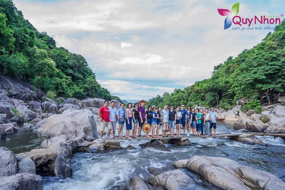 Địa điểm du lịch Bình Định thích hợp cho gia định và đội nhóm
