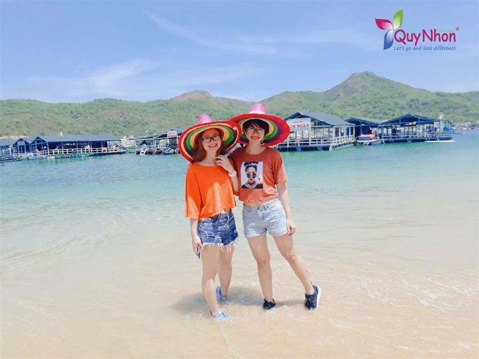 tour biển đảo quy nhơn