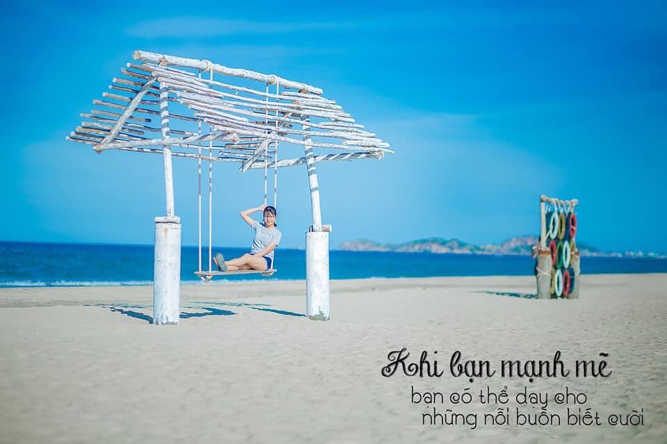Khi mùa hè đến, hãy đi biển nào - Ảnh: sưu tầm