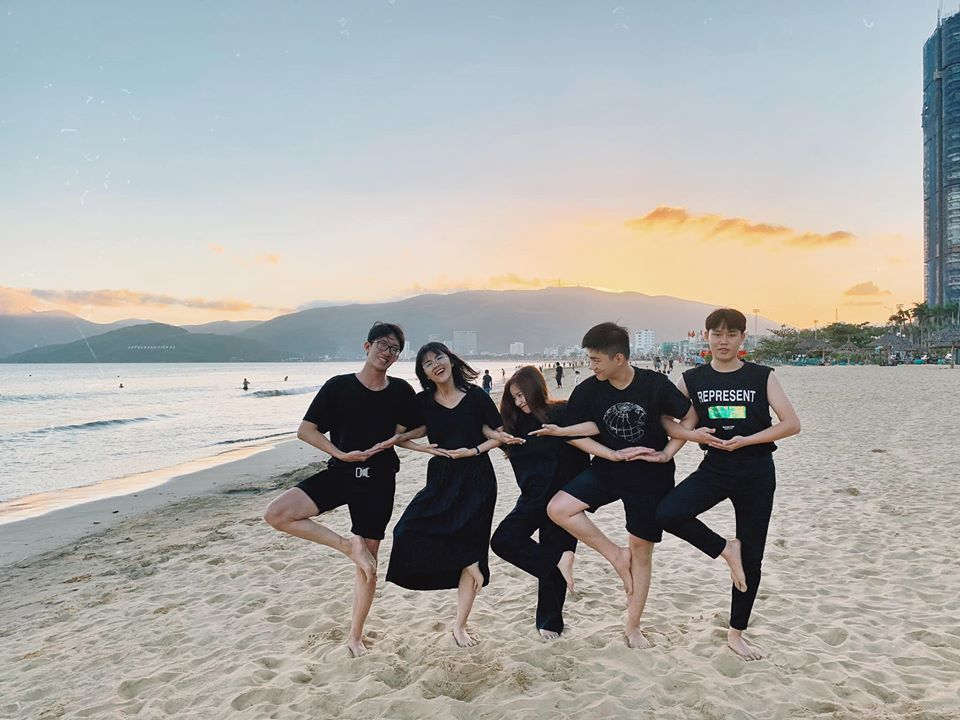 Biển Quy Nhơn lọt vào danh sách những điểm du lịch không thể thiếu trong mùa hè này - Ảnh: Bảo Qúy Trọng Thuận
