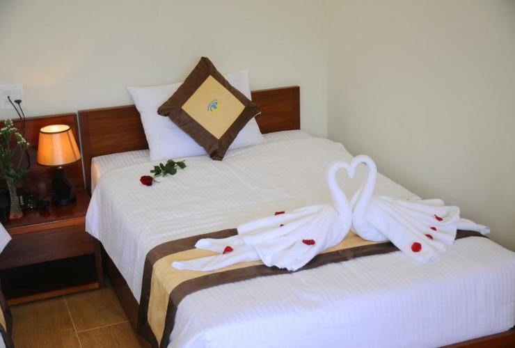 Phòng tại Green Hotel - Ảnh: agoda