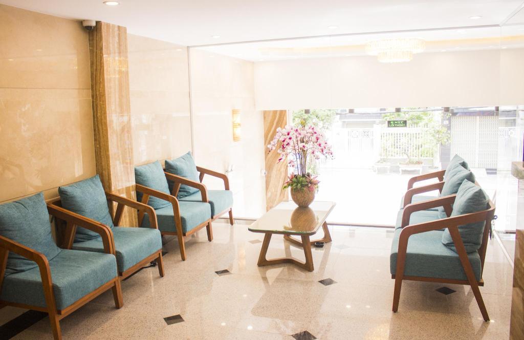 Sảnh khách sạn - Ảnh: agoda