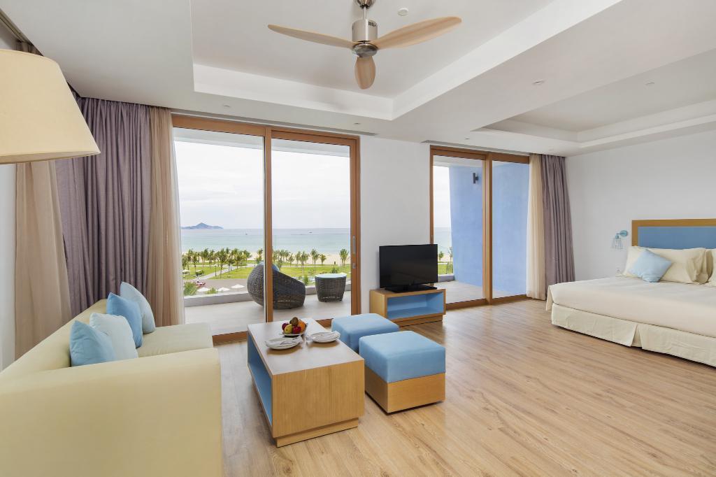 FLC Luxury Hotel Quy Nhơn là chốn dừng chân sang trọng dành cho những du khách đi du lịch theo hướng nghỉ dưỡng. Ảnh: Agoda