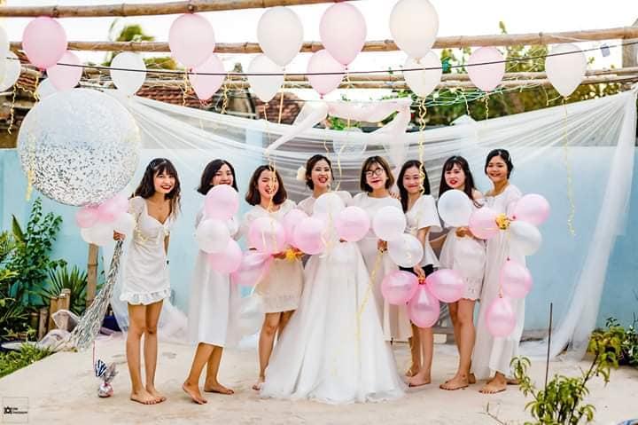 Địa điểm lý tưởng để các bạn trẻ tổ chức những buổi party như tiệc độc thân,.. Ảnh: Nguyễn Trần Mỹ Ly
