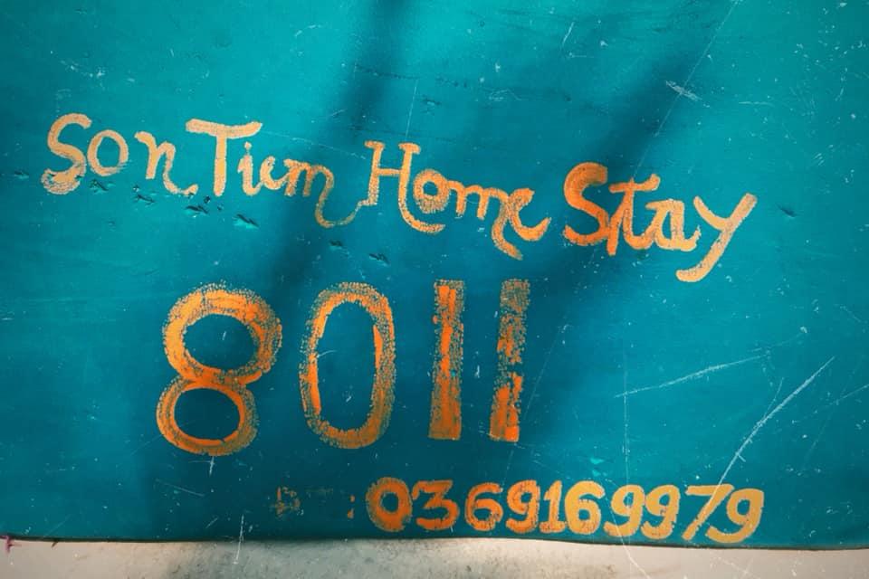 Đây là homestay Cù Lao Xanh đi đầu tiên phong về các dịch vụ du lịch ở đảo nên bạn hoàn toàn có thể yên tâm. Ảnh: Lê Quỳnh Nhi