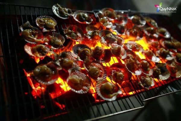 BBQ tại Cù Lao Xanh