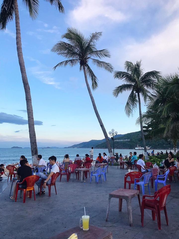 Một trong những quán bar đầu tiên ở Quy Nhơn mà dân 8x thường hay lui tới là quán ba(r) Cây Dừa. Ảnh: Sưu Tầm