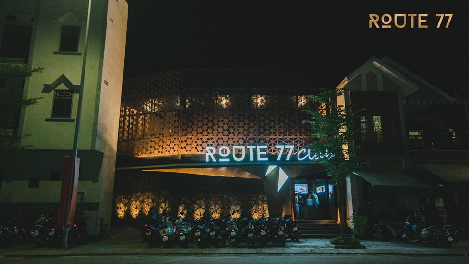 Route 77 là bar du lịch đầu tiên tại Quy Nhơn. Ảnh: Route 77 Club