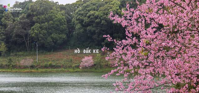 Hồ Đắc Ke - Măng Đen - Kon Tum