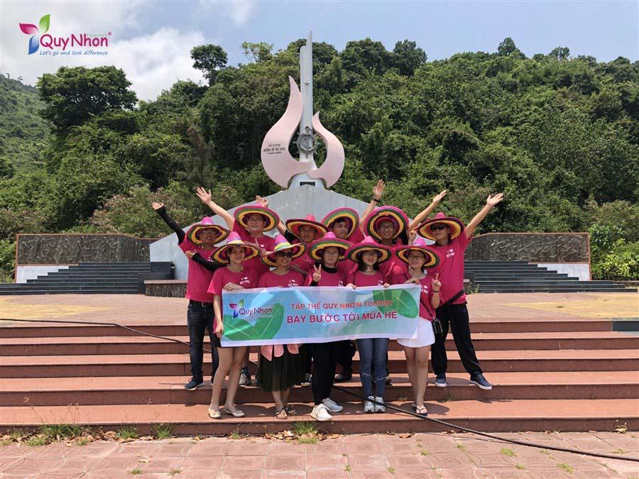 check in vinh vũng rô - quy nhơn tourist