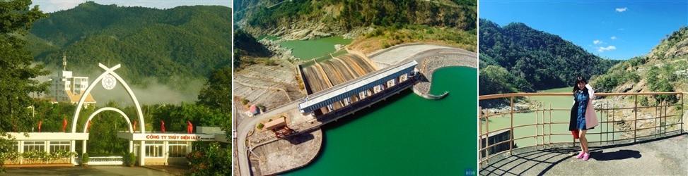 nhà máy thủy điện yaly - Gia Lai