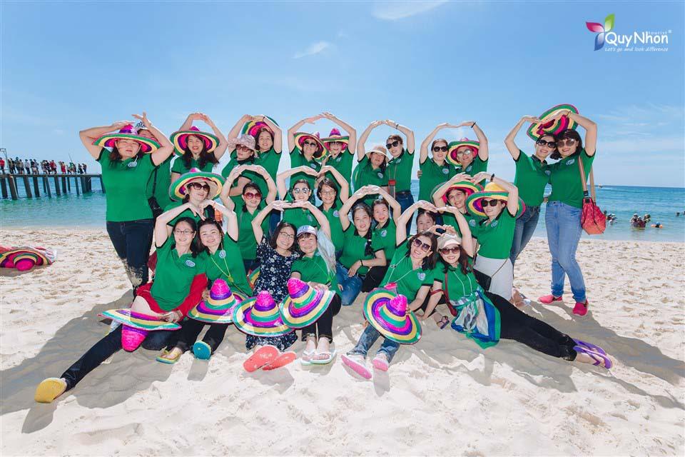 tour kỳ co eo gió 1 ngày - trường đại học Quy Nhơn