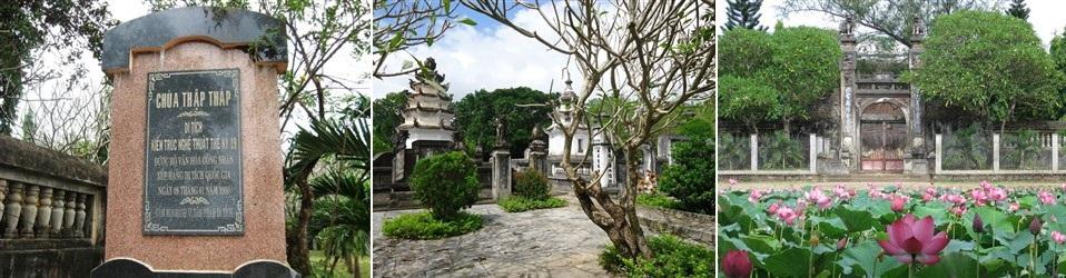 Chùa Thập Tháp Bình Định