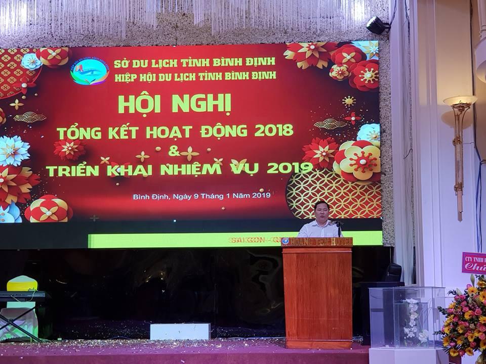tất niên hiệp hội du lịch Bình Định