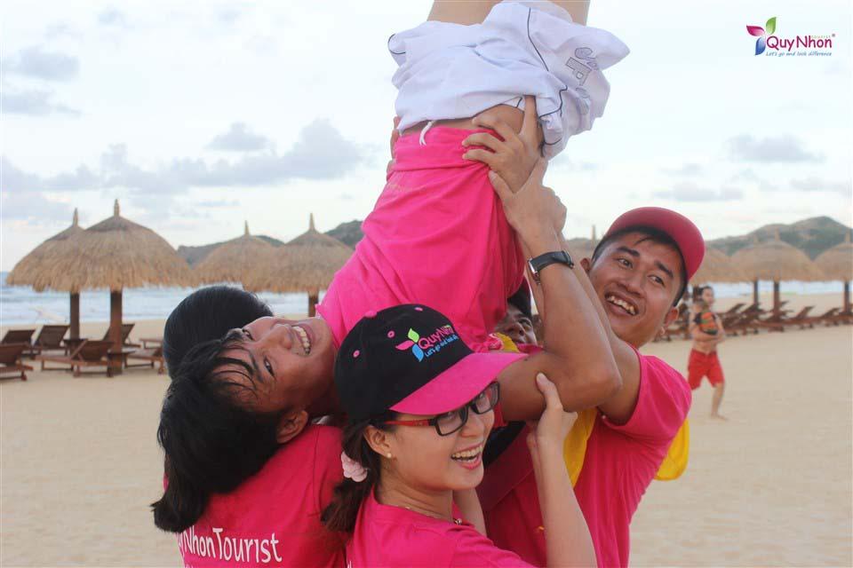 teambuilding kết hợp nghỉ dưỡng flc quy nhon - tập thể quy nhơn tourist