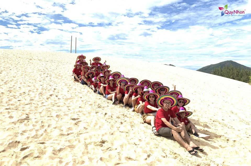 tour 2 đảo quy nhơn - vinmart hà nội