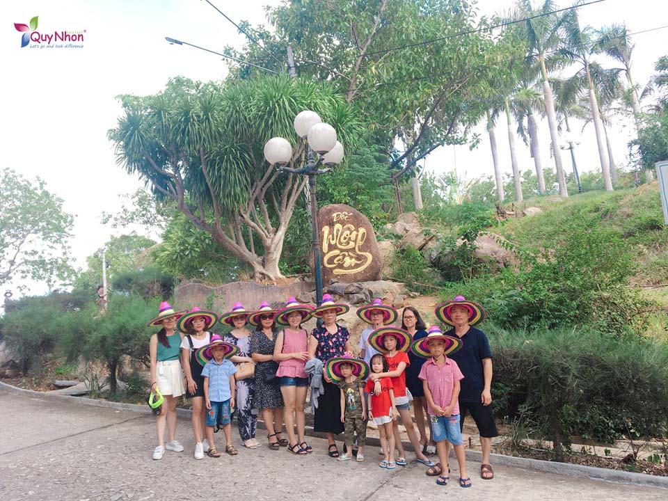 tour quy nhon binh dinh 2 ngay 1 dem - Lê Trần Kim Huệ