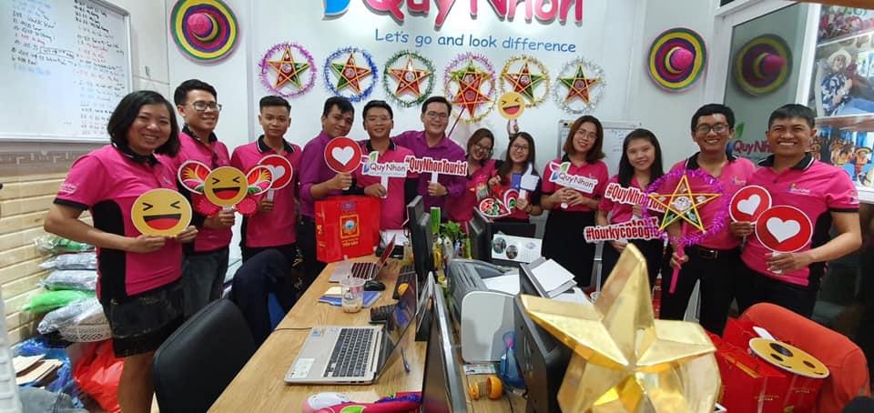 trung thu 2019 Quy Nhơn Tourist