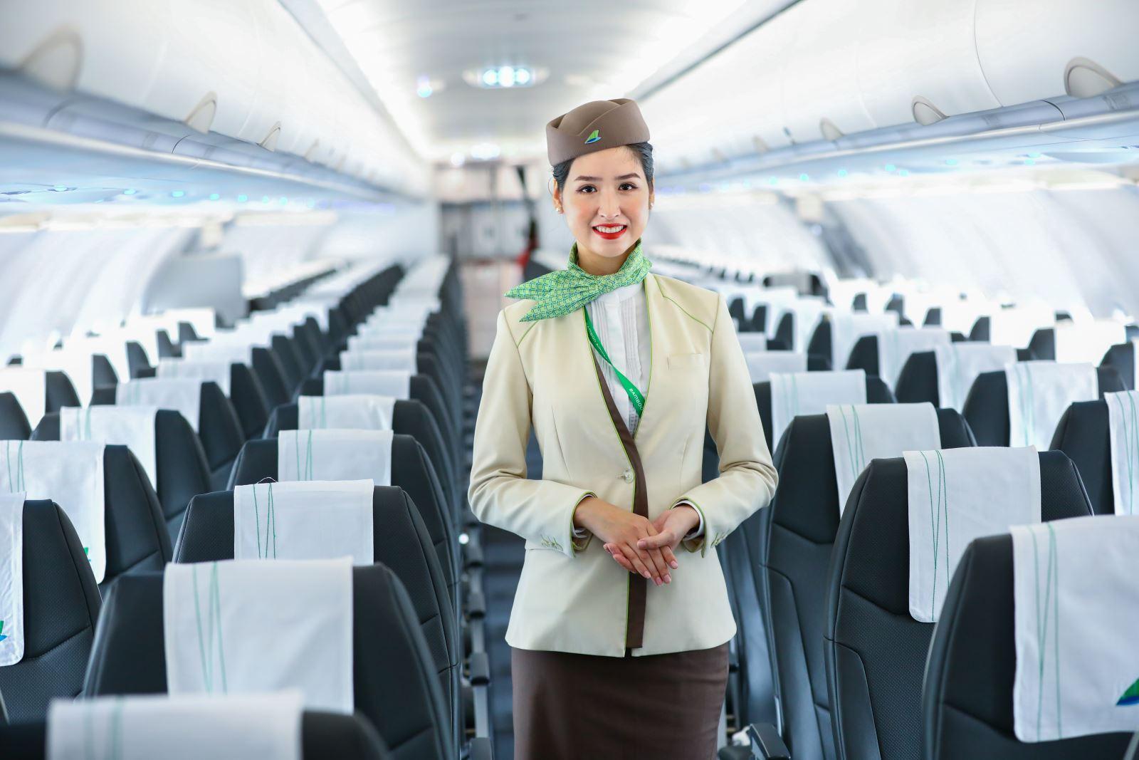 Bamboo tập trung vào việc đầu tư các chuyến bay thẳng từ quốc tế và trong nước đến những điểm du lịch mới nổi của Việt Nam - Ảnh: Bamboo Airways