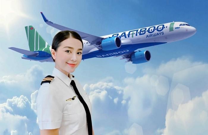 Nữ phi công đầu tiên của Bamboo Airways - Ảnh: Sưu Tầm