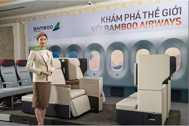 Bạn có muốn thử trải nghiệm chuyến bay của Bamboo Airways không? - Ảnh: Sưu Tầm