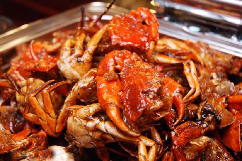 Một quán hải sản Quy Nhơn dành cho các bạn sành ăn nữa đó chính là Nghĩa Ghẹ. Ảnh: Sưu Tầm