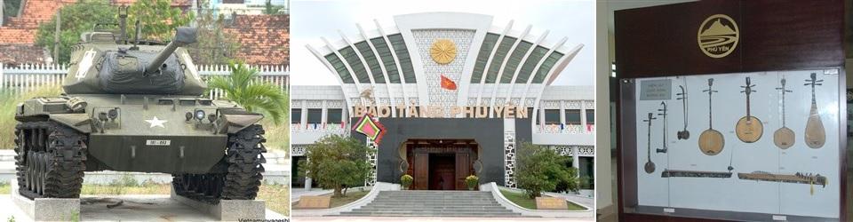 bảo tàng phú yên - city tour tuy hòa