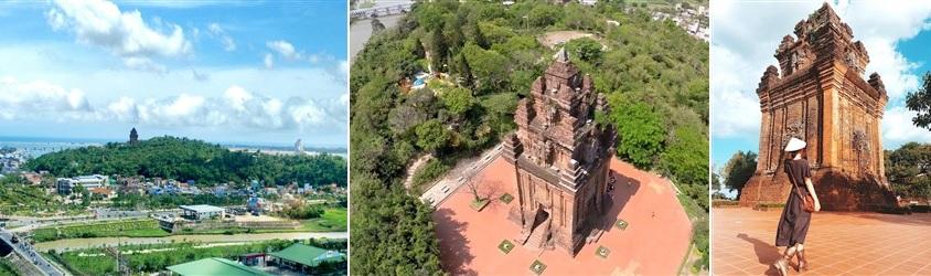 Tháp Nhạn - city tour Tuy Hòa