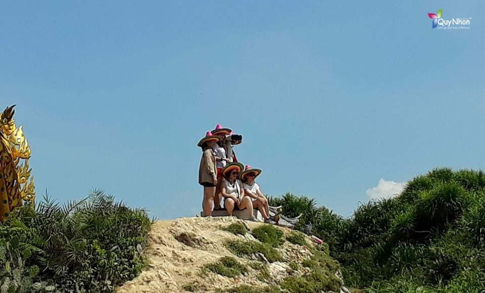 tour hòn khô trung lương chùa ông núi - chị mỹ hạnh