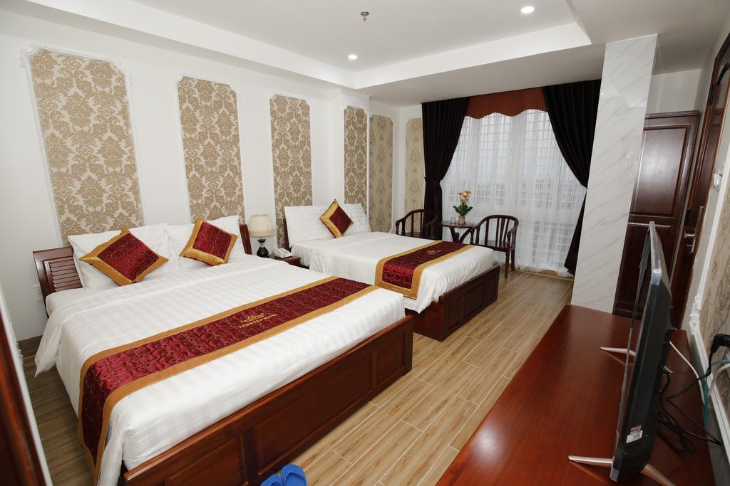 Khách sạn Quy Nhơn 3 sao Orange Hotel là một trong những khách sạn có vị trí tương đối đẹp - Ảnh: Sưu Tầm