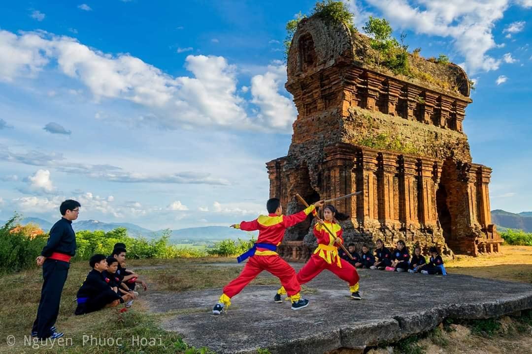 du lịch Bình Định - miền đất võ trời văn