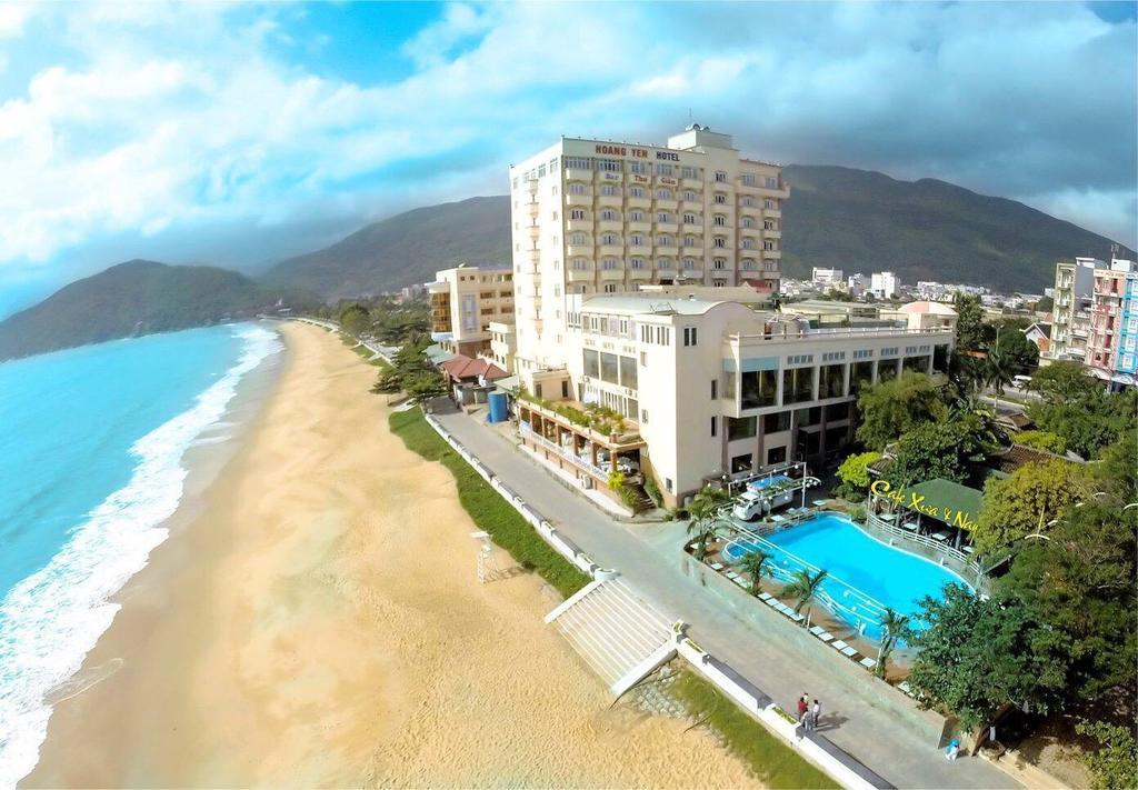 Nơi đây hứa hẹn sẽ mang đến bạn một chuyến đi vui vẻ và trọn vẹn niềm vui ở thiên đường biển đảo Quy Nhơn - Ảnh: Hoàng Yến Hotel