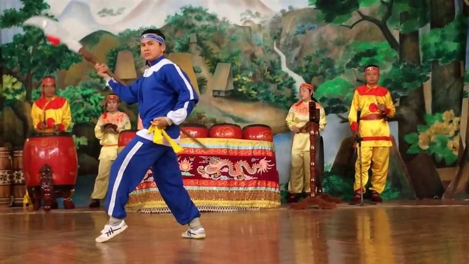 nhạc võ Tây Sơn - Bình Định