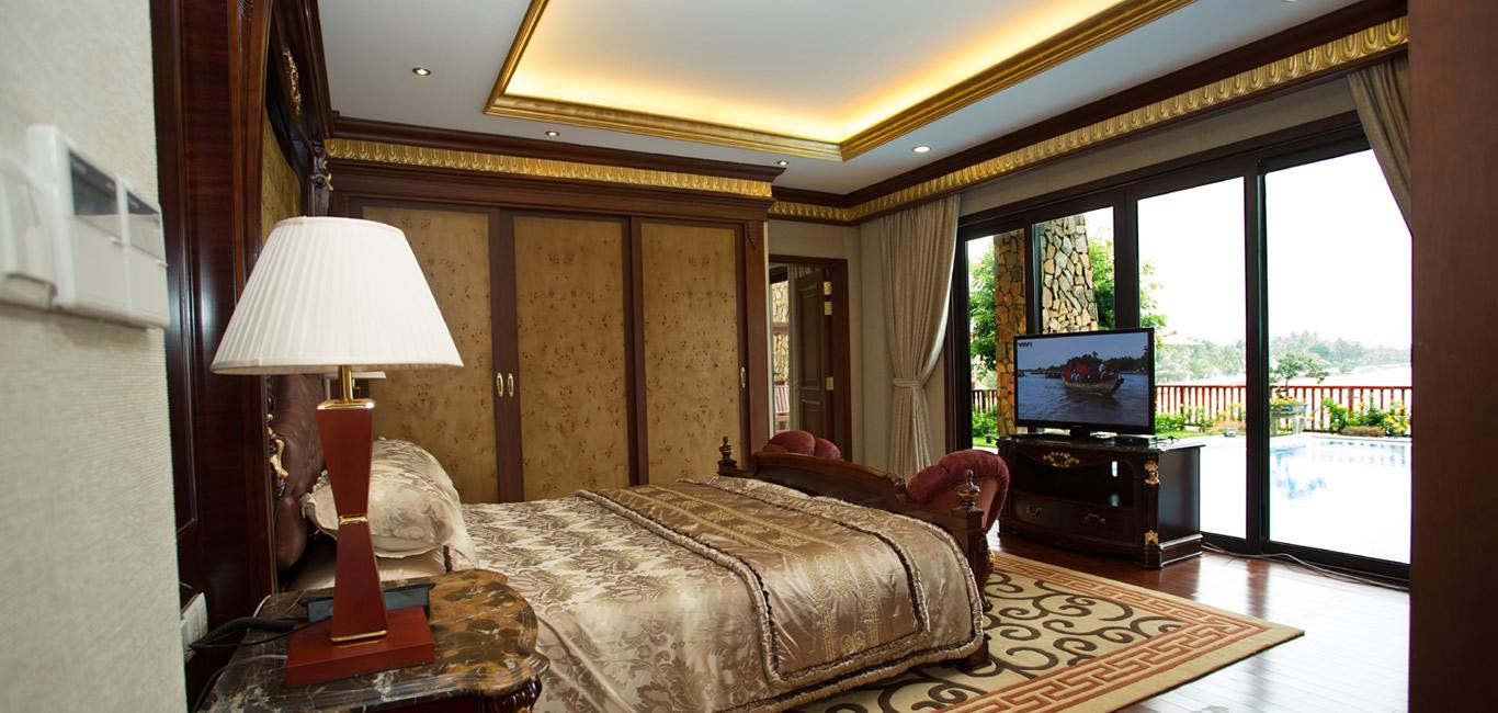 Bạn có thích được nghỉ dưỡng ở một khách sạn Quy Nhơn 4 sao như thế này khi đi du lịch không? - Ảnh: Royal Hotel