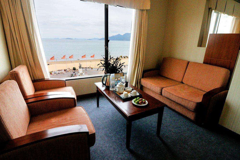 Sài Gòn Hotel là khách sạn Quy Nhơn 4 sao nhận rất nhiều yêu thích từ du khách - Ảnh: Sài Gòn Hotel