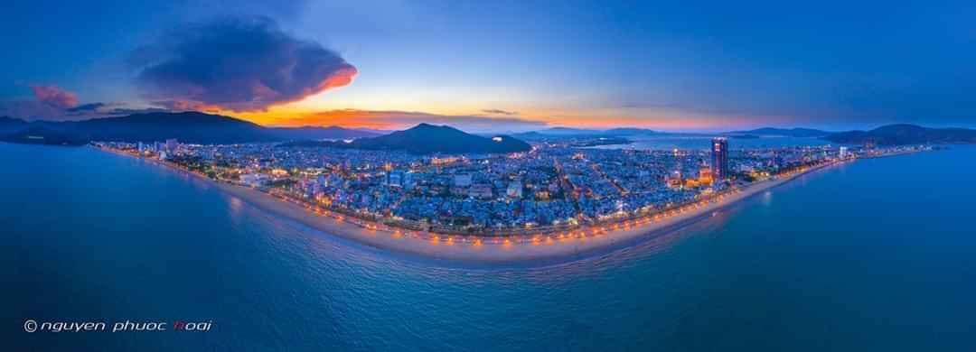 thành phố biển Quy Nhơn - bình định