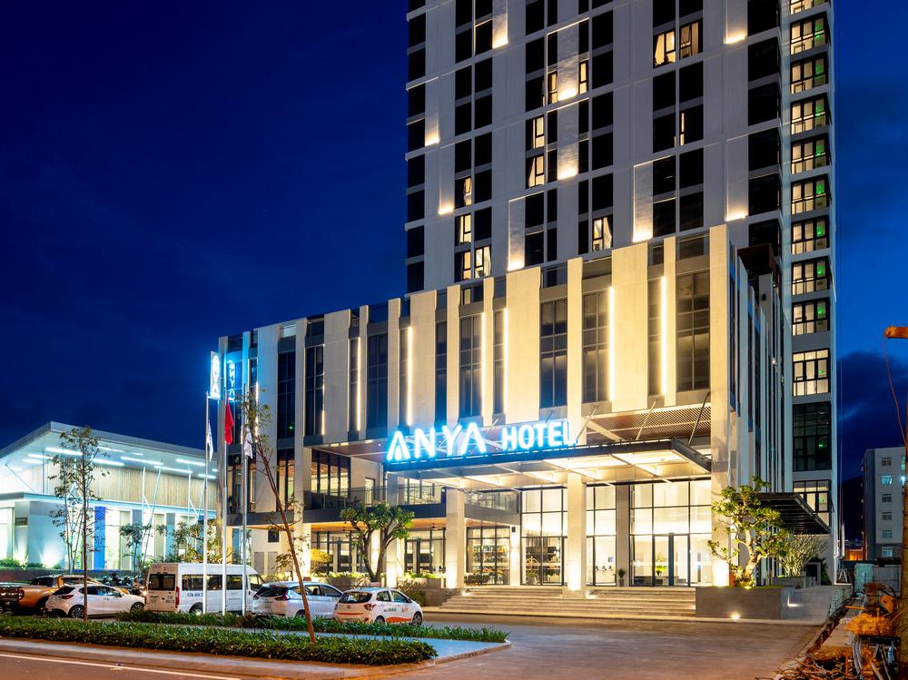 AnYa Hotel là khách sạn Quy Nhơn 4 sao mới nhất theo tiêu chuẩn quốc tế được khai trương ở Quy Nhơn - Ảnh: AnYa Hotel